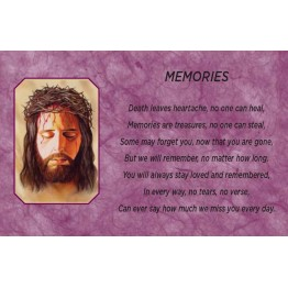 Wallet Card Religious 33